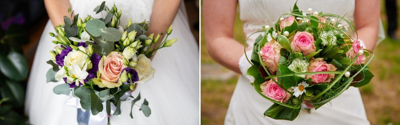 Bruidsboeket - Bloemenhuis