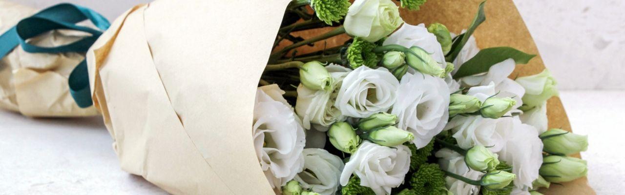 Snijbloemen boeket - Bloemenhuis